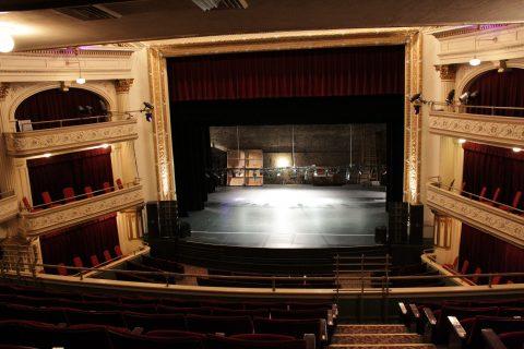 Bijou Theatre Restoration