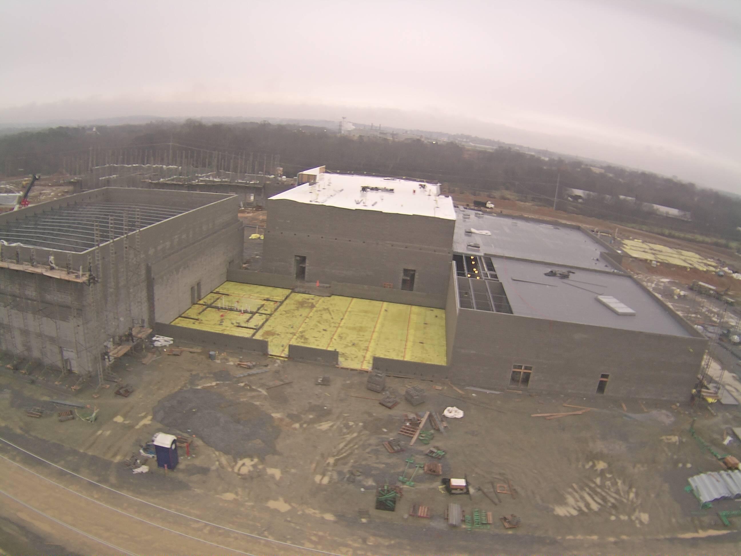 Alcoa HS construction