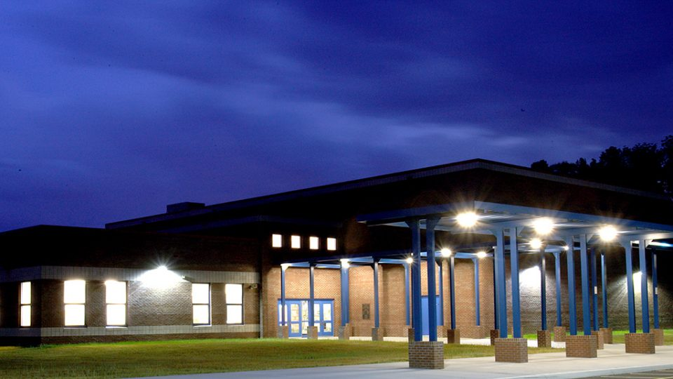 Merit Construction Gibbs Elementary School