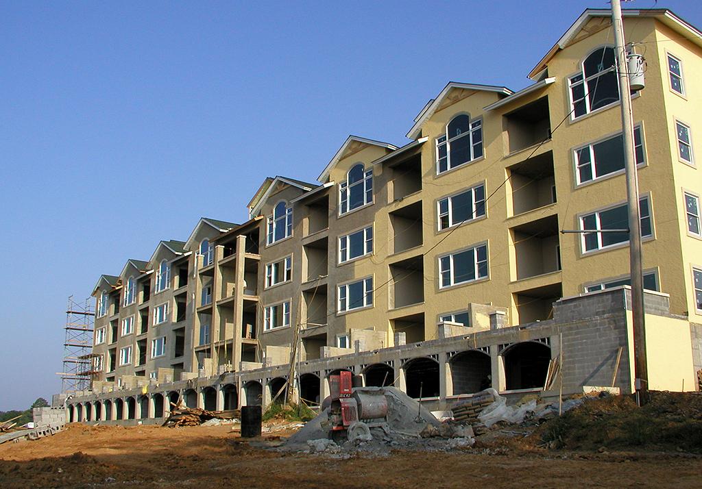 Merit Construction Harbor Crest Condominums