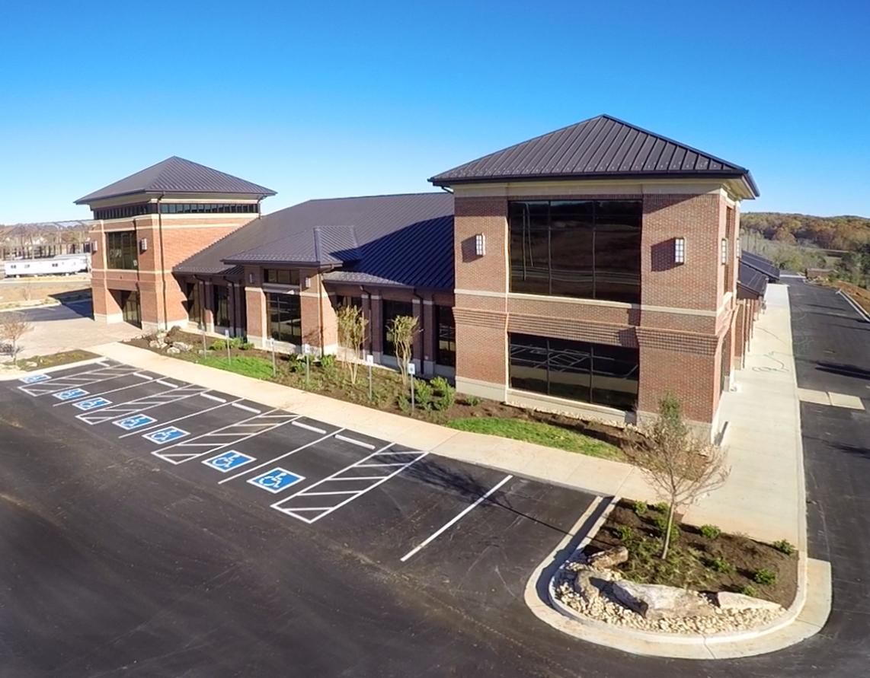 Merit Construction — Lenoir City Utilities Board Operations Center