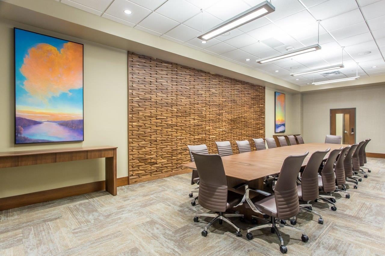Lenoir City Utilities Board Operations Center | Merit Construction